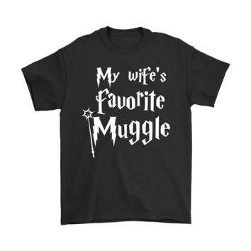 ESB8HB My Wife Favorite Muggle Harry Potter Shirts