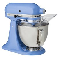 KitchenAid 5 qt. Artisan Stand Mixer - Cornflower Blue