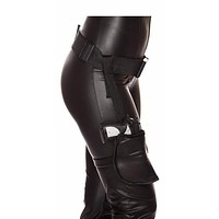 Sexy Assassins Leg Holster Halloween Accessory