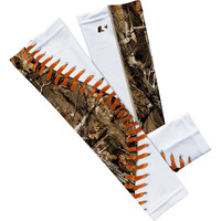 Forest Baseball Lace Arm Sleeves