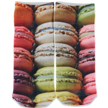 Living Royal Macaroon Ankle Socks