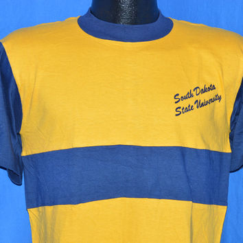 70s South Dakota State University t-shirt Medium