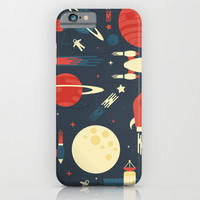 Space Odyssey iPhone & iPod Case by Tracie Andrews