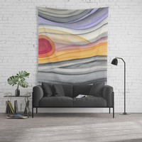 A 0 38 Wall Tapestry by marcogonzalez
