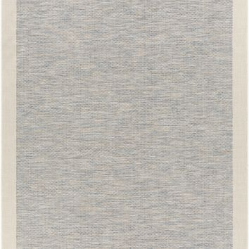 Surya Santa Cruz Border Blue STZ-6000 Area Rug