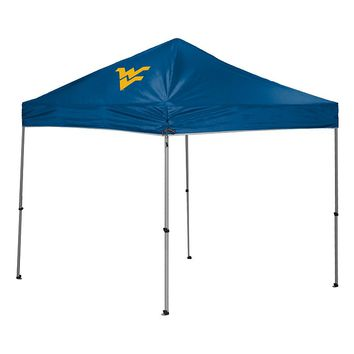 West Virginia Mountaineers Straight-Leg Canopy (Wvu Team)