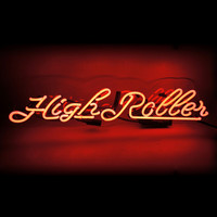 Oliver Gal Highroller Neon Sign