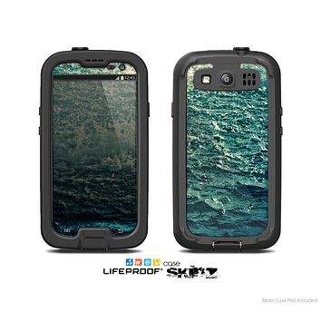 The Rough Water Skin For The Samsung Galaxy S3 LifeProof Case