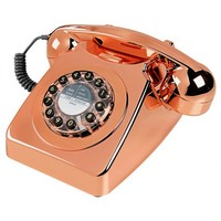 Wild and Wolf copper 746 telephone