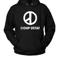 G Dragon Coup D Etat Hoodie Two Sided