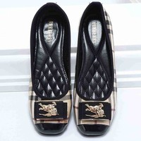 "Hot Sale ""Burberry"" Popular Ladies Princess High Heels High-Heeled Shoes Sandals"