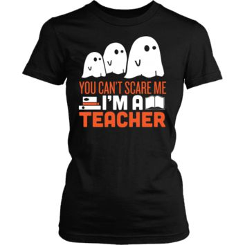 Teacher - Halloween Ghost