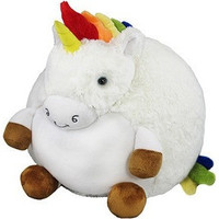 Squishable Rainbow Unicorn 15""