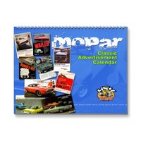 2015 Mopar Vintage Advertising Calendar | Zazzle
