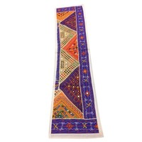 Mogul Ethnic Decorative Table Runner Patchwork Embroidered Handmade Table Decor Tapestry - Walmart.com