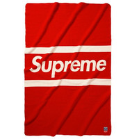 "Deluxe Lamb Fleece ""supreme"" Blanket"
