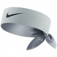 Nike Spring Tennis Headband Grey