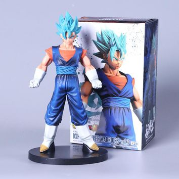 "2018 100% Original Banpre DXF THE SUPER WARRIORS vol.3 Action Figure - Super Saiyan God SS Vegetto from ""Dragon Ball SUPER"""