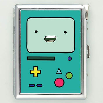BMO Beemo Cigarette Case with Lighter Wallet CGC1561
