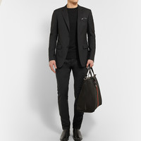 Gucci - Black Brera Slim-Fit Wool Suit | MR PORTER