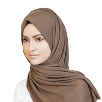 BROWN KNITTED HIJAB - £12.99 : Inayah, Islamic clothing & fashion, abayas, jilbabs, hijabs, jalabiyas & hijab pins