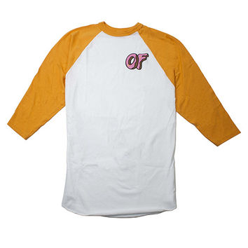 Odd Future Official Store | OF DONUT RAGLAN