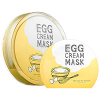 Egg Cream Sheet Mask - Too Cool For School | Sephora