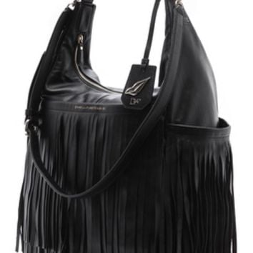 Diane von Furstenberg Franco Fringe Leather Bag | SHOPBOP