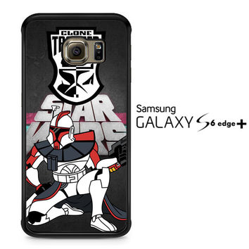 Clone Trooper Z2134 Samsung Galaxy S6 Edge Plus Case