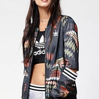 adidas x Rita Ora Cutout Sleeves Track Jacket at PacSun.com