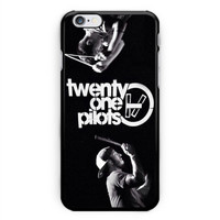 New Hot Twenty One Pilots Poster Hard Plastic Case For iPhone 6s 6s plus, 7/7s