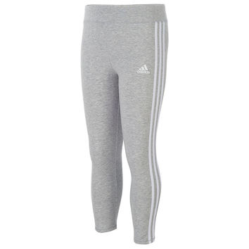 Girls 7-16 adidas Full-Length Striped Tights