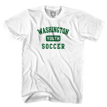 Washington Youth Soccer T-shirt