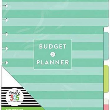Budget Extension Bill Organizer Classic Happy Planner Accessory by Me & My Big Ideas