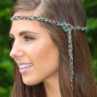 Unexpected Twist Headband