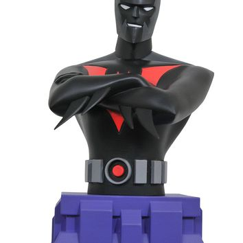 SDCC 2017 Exclusive Batman Beyond Batman Resin Bust
