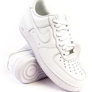 Nike Air Force 1 White/White Sneaker