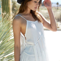 LA Hearts Lace-Up Side Tunic Top at PacSun.com