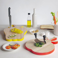 Vegetable Shaped Chopping Boards