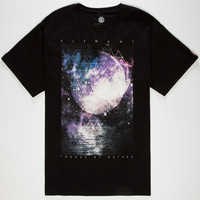 Element Nebula Mens T-Shirt Black  In Sizes