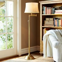 Chelsea Swing-Arm Floor Lamp Base