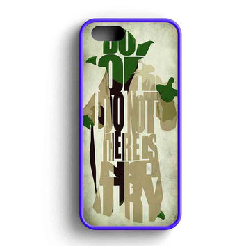 Yoda Star Wars iPhone 5 Case Available for iPhone 5 Case iPhone 5s Case iPhone 5c Case iPhone 4 Case