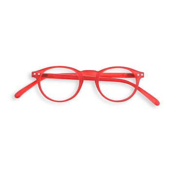 Izipizi - #A Red Crystal Reader Eyeglasses / +1.50 Lenses