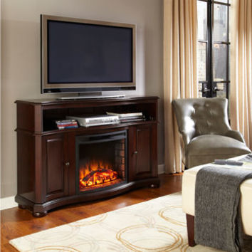 Pleasant Hearth Merrill Media Electric Fireplace