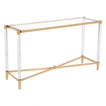 Zuo Existential Console Table