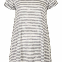 **Stripe Tunic Dress by Wal G
