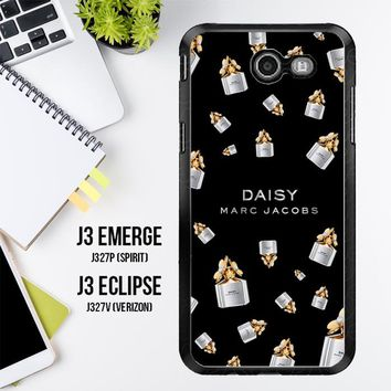 Marc Jacobs Pattern Z4964 Samsung Galaxy J3 Emerge, J3 Eclipse , Amp Prime 2, Express Prime 2 2017 SM J327 Case
