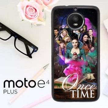 Once Upon A Time E0297 Motorola Moto E4 Plus Case