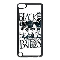CreateDesigned Black Veil Brides Ipod Touch 5 Hard Case Cover For itouch 5 5g 5th Generation P5CD00110