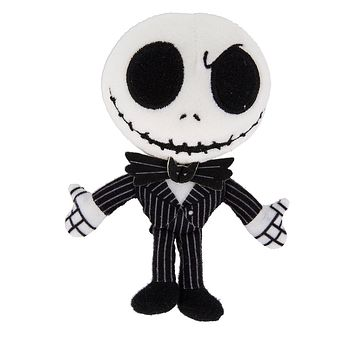 Disney Parks Jack Skellington Plush Magnet New with Tag